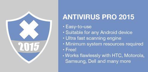 Antivirus Pro 2015 v3.1