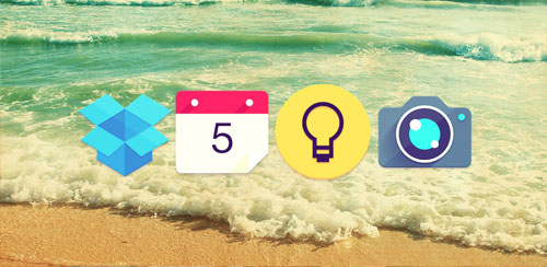 Flair Retro – Icon Pack v1.1.1