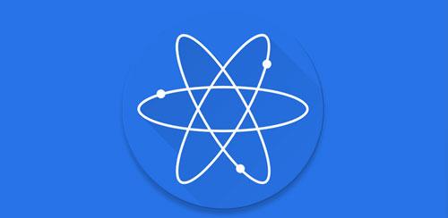 Nuclear Blue CM12.1 Theme v1.0