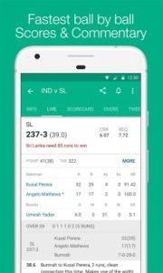 تصویر محیط Cricbuzz – Live Cricket Scores & News v4.9.003