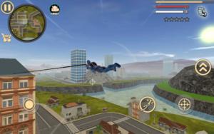 تصویر محیط Rope Hero: Vice Town v2.2