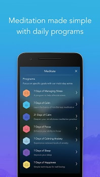 Calm – Meditate, Sleep, Relax Pro v3.4