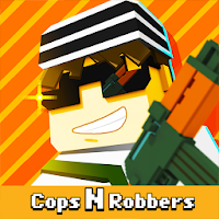 بازی تیراندازی فرار دزد ها از پلیس آیکون