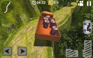 تصویر محیط Jurassic Truck Transporter v1.7