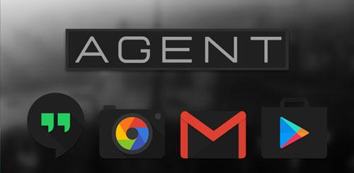 Agent – Icon Pack v1.0.1