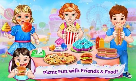 Baby Food Fair – Make & Play 1.0.3