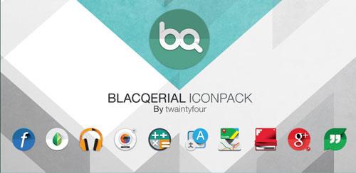 Blacqerial IconPack v3.4