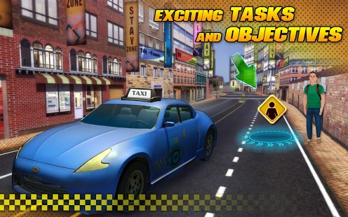 CAB IN THE CITY v1.1.0 + data