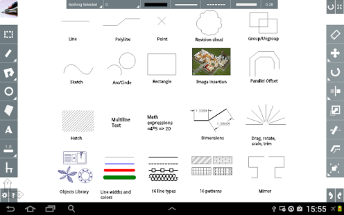 CAD Touch Pro v5.0.9