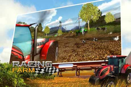 Crazy Farm Racing 3D Premium v1 + data