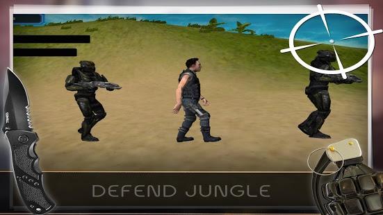 Defend Jungle: Sniper Shooting v2.0.1