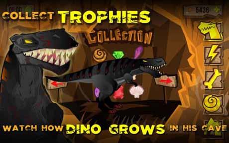 Dino the Beast: Dinozaur v1.2 + data