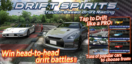 DRIFT SPIRITS v1.7.2 + data