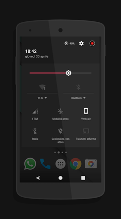 Elixium Dark – Layers Theme v3.3