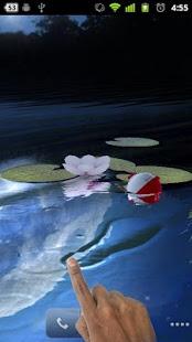 Fishing Float LIve Wallpaper v2.0