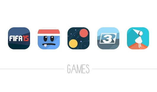 Flui icon pack v1.6.6