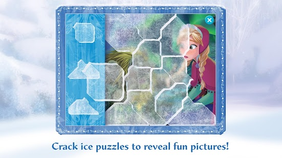 Frozen Storybook Deluxe v1.0 + data