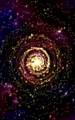 Galaxy Journey LiveWP Premium v1.39