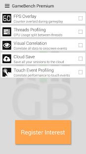 GameBench 3.0p