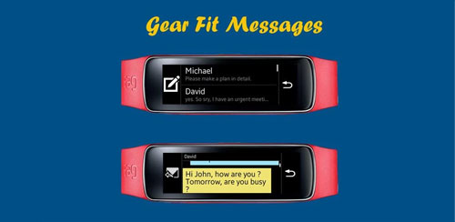 Gear Fit Messages v2.2