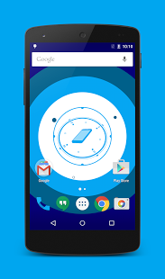 Gyro Clock Pro live wallpaper v1.0.1