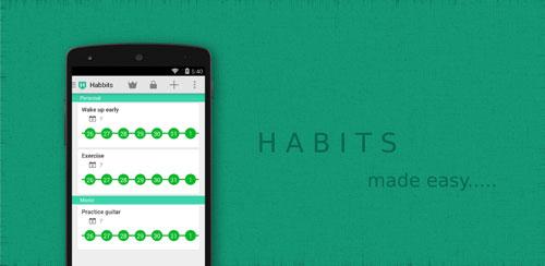 Rewire – Habit & Goal Tracker Premium v6.2.3