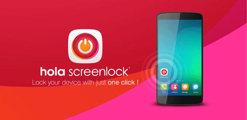 Hola Screen Lock 1.1