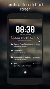 Hi Locker – Your Lock Screen PRO v2.0.3