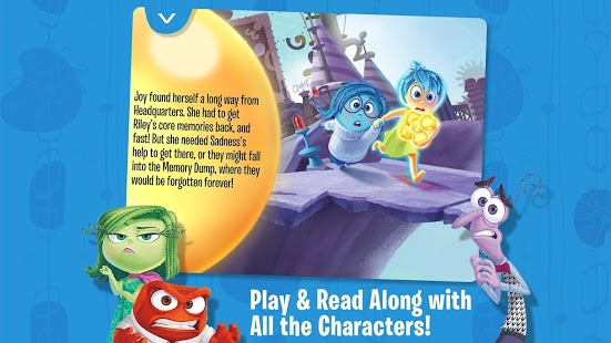 Inside Out Storybook Deluxe v1.0 + data