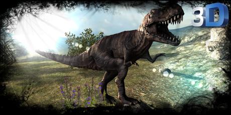 Jurassic T-Rex : Dinosaur v1.0
