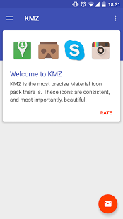 KMZ – The Material Icon Pack v1.3
