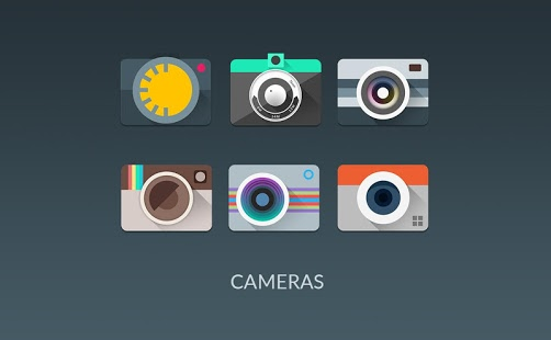 MATERIALISTIK ICON PACK v8.0
