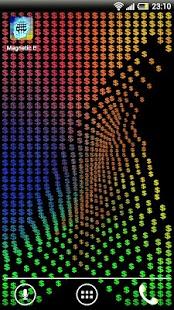 Magnetic Balls Live Wallpaper v2.34