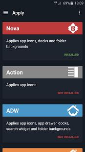 Marvak – Icon Pack v1.0