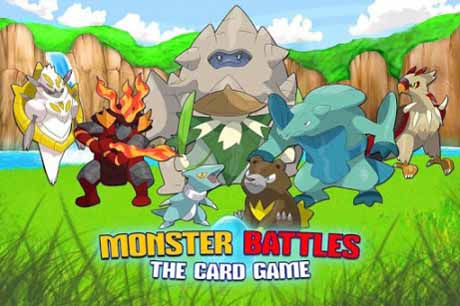 Monster Battles: TCG v1.3.5 + data