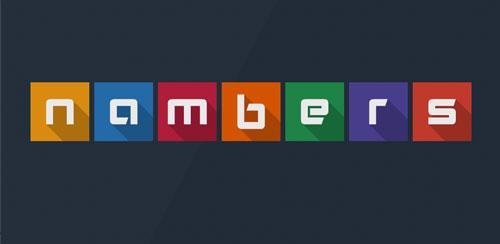 Nambers 1.1.0