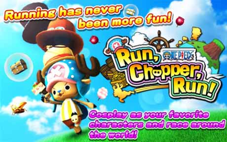 ONE PIECE Run, Chopper, Run! v1.1.5