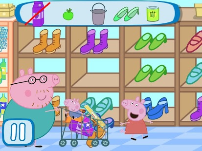 Peppa in the Supermarket 1.0.10