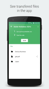 Portal – Wifi file transfers v1.0.16