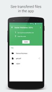 Portal – Wifi file transfers v1.0.16