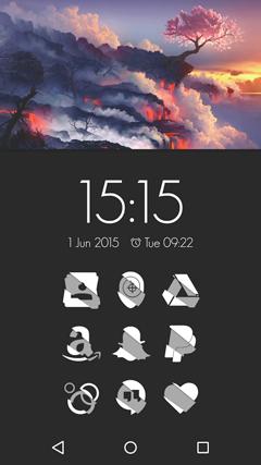 Skiva – Icon Pack v1.0.0