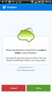 SleepCloud Backup v5.3