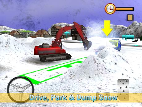 Snow Rescue Excavator Sim v1.2