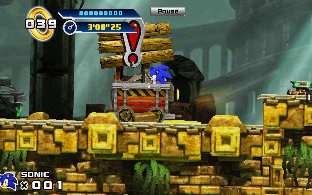 Sonic the Hedgehog 4 Episode I v2.0