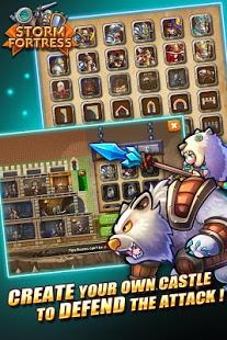 Storm Fortress: Castle War 1.0.4 + data