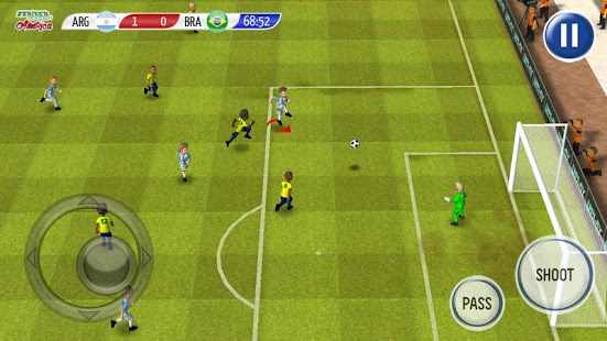 Striker Soccer America 2015 v1.0.3 + data