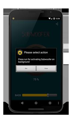 Subwoofer Bass v1.0.2