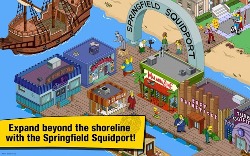 The Simpsons™: Tapped Out v4.36.0
