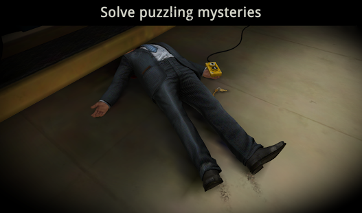 The Trace: Murder Mystery Game v1.5.2 + data