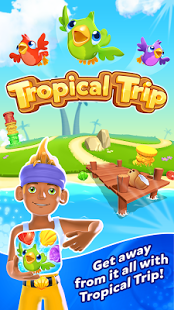 Tropical Trip – Match 3 Game v1.0.8